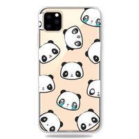 Patty gélový obal na mobil Apple iPhone 11 Pro 5.8 (2019) - medvedík