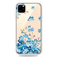 Patty gélový obal na mobil Apple iPhone 11 Pro 5.8 (2019) - botanika