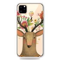 Patty gélový obal na mobil Apple iPhone 11 Pro 5.8 (2019) - jeleň