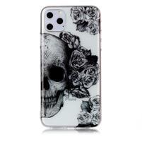 Printy gelový obal na mobil Apple iPhone 11 Pro Max 6.5 (2019) - lebka