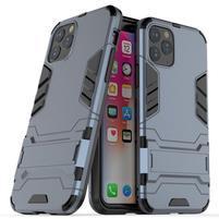 Guard hybridný odolný kryt na mobil Apple iPhone 11 Pro Max 6.5 (2019) - tmavomodrý