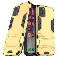 Guard hybridný odolný kryt na mobil Apple iPhone 11 Pro Max 6.5 (2019) - zlatý
