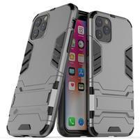 Guard hybridný odolný kryt na mobil Apple iPhone 11 Pro Max 6.5 (2019) - sivý
