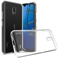 Imak gélový obal na mobil Nokia 2.2 - priehľadný