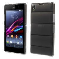 Gélové Body puzdro na Sony Xperia Z1 C6903 - šedé