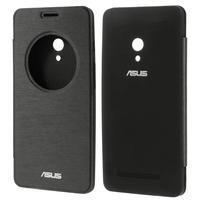 Flipové puzdro na Asus Zenfone 5 - čierné