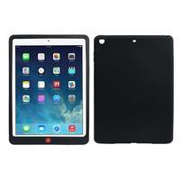 Gélový obal na iPad Air - čierny