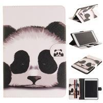 Patty klopové puzdro na iPad Air - panda