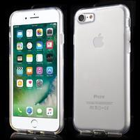Transparentný gélový obal na iPhone 7 a iPhone 8