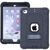 Protect odolný hybridný obal na iPad mini / iPad mini 2 / iPad mini 3 - čierny
