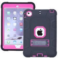 Protect odolný hybridný obal na iPad mini / iPad mini 2 / iPad mini 3 - rose