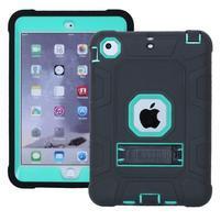 Protect odolný hybridný obal na iPad mini / iPad mini 2 / iPad mini 3 - zelený