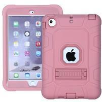 Protect odolný hybridný obal na iPad mini / iPad mini 2 / iPad mini 3 - Rosegold