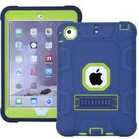 Protect odolný hybridný obal na iPad mini / iPad mini 2 / iPad mini 3 - modrý / zelený