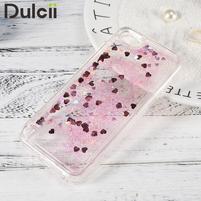 Pour presýpacie gélový obal na iPod Touch 5 a 6 - ružový