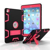 Stand hybridný odolný obal na iPad Pro 9.7 - rose