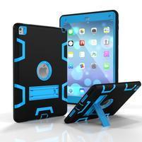 Stand hybridný odolný obal na iPad Pro 9.7 - modrý