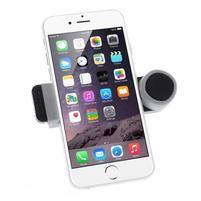 Mount držák do auta do větráku na mobil s rozměry 5.2 - 9cm - černý