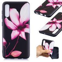 Patt gélový obal na Samsung Galaxy A50 - krásna kvetina