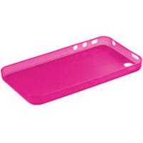 Gélové matné puzdro na Apple iPhone 4, 4S- růžové