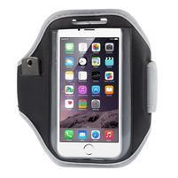 Absorb fitness puzdro na ruku pre telefony do 145*80 mm - šedé