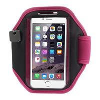 Absorb fitness puzdro na ruku pre telefony do 145*80 mm - rose