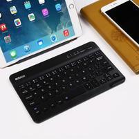B7-9 bluetooth bezdrôtová klávesnica na tablety a mobily - čierna
