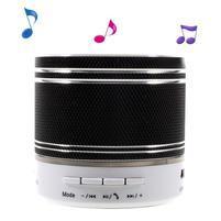 FunMusic stereo bezdrôtový reproduktor s hands-free - čierny