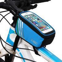 SoulCycle brašna na kolo pre telefony do 170 x 85mm - modrá