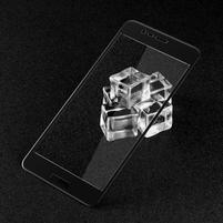 GTX celoploné fixačné tvrdené sklo pre Asus Zenfone 3 Max ZC520TL - čierný lem