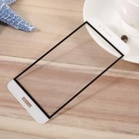 F9X fixačné celoplošné tvrdené sklo pre Asus Zenfone 3 Max ZC520TL - bielý lem