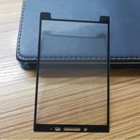 MCL celoplošné tvrdené sklo na BlackBerry Key2 - čierne