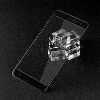 IMK celoplošné tvrdené sklo pre Asus Zenfone 3 ZE520KL - čierny lem