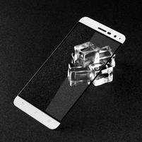 IMK celoplošné tvrdené sklo pre Asus Zenfone 3 ZE520KL - biely lem