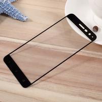 SPX celoplošné tvrdené sklo pre Asus Zenfone 3 ZE520KL - čierne