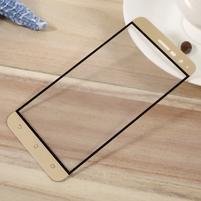 SPX celoplošné tvrdené sklo pre Asus Zenfone 3 ZE520KL - zlate