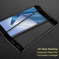 IMAK celoplošné tvrdené sklo na Asus Zenfone 4 ZE554KL - čierne