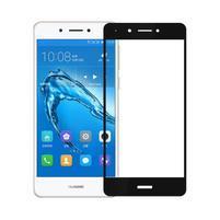 MLC celoplošné tvrdené sklo na displej Huawei Nova Smart - čierny lem