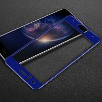 IMK celoplošné tvrdené sklo na displej Honor 9 - modré