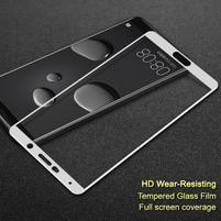 IMK celoplošné tvrdené sklo na Huawei Mate 10 - biele