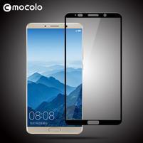 MLC celoplošné tvrdené sklo na Huawei Mate 10 - čierny lem