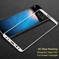 IMK celoplošné tvrdené sklo na displej Huawei Mate 10 Lite - biele
