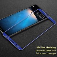IMK celoplošné tvrdené sklo na displej Huawei Mate 10 Lite - modré