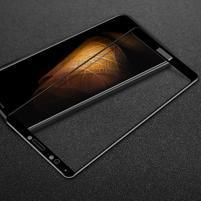 IMK celoplošné tvrdené sklo na Huawei Y7 Prime (2018) - čierne