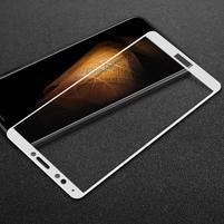 IMK celoplošné tvrdené sklo na Huawei Y7 Prime (2018) - biele