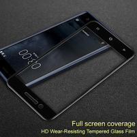 IFS celoplošné tvrdené sklo na Nokia 3 - čierny lem