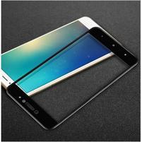 IMK celoplošné tvrdené sklo na displej Xiaomi Mi Max 2 - čierny lem