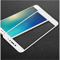 IMK celoplošné tvrdené sklo na displej Xiaomi Mi Max 2 - biely lem