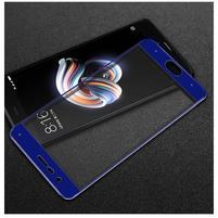 IMK celoplošné tvrdené sklo na Xiaomi Mi Note 3 - modré