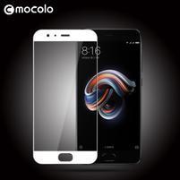 MCL celoplošné tvrdené sklo na Xiaomi Mi Note 3 - biely lem